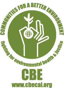 Communities for a Better Environment logo