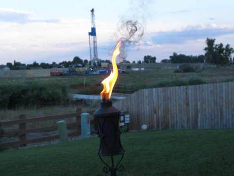 fracking frederick colorado