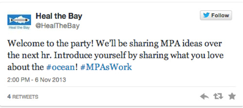 MPAsWork-Twitter-party-healthebay-welcome