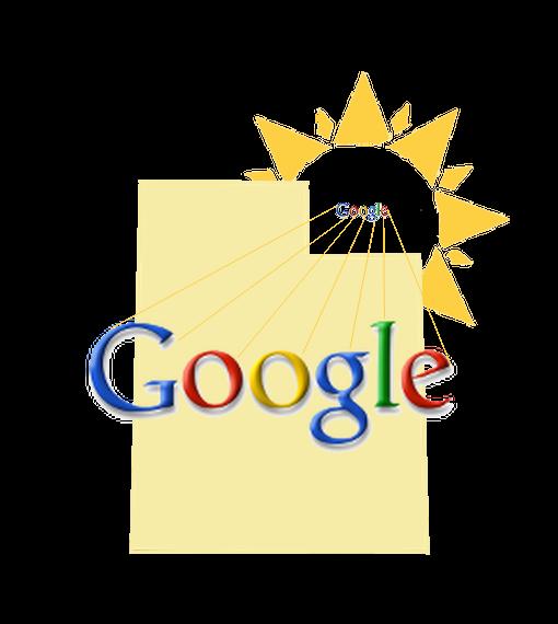 google-sun