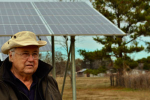 what they see matters alabama solar farmer