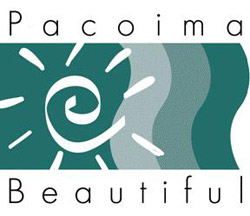 Pacoima Beautiful logo
