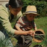 rain-gardens-mother-son-planting