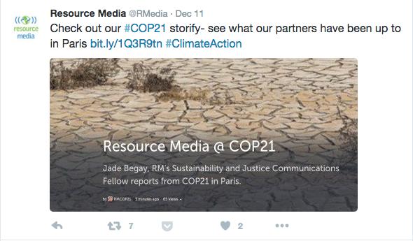 Resource Media Tweet