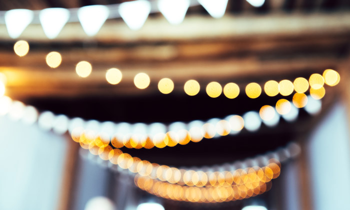 Party Venue Photo by Andrew Knechel on Unsplash